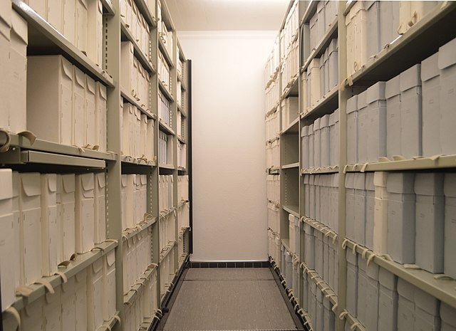 Data Archives
